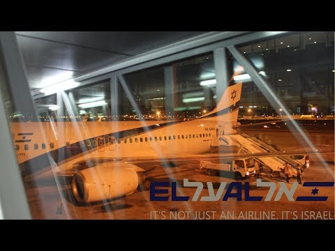 El Al Boeing 737-800 Economy Class Review Tel Aviv To Barcelona