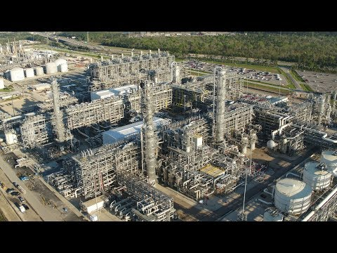 USGC Petrochemicals Project - Completion Video