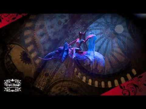 "CIRQUE ROUGE ""A Night On The Orient Express"" TRAILER"