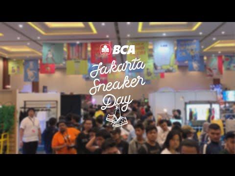 Jakarta Sneaker Day 2019 Vlog