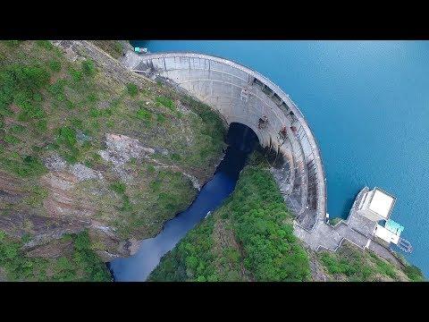 睽違20年的【德基水庫】空拍Aerial Photography of Taiwan 【Deji ...