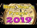 New Year's Prayer - Happy New Year 2019 message, reflection - Start 2019 with hope!