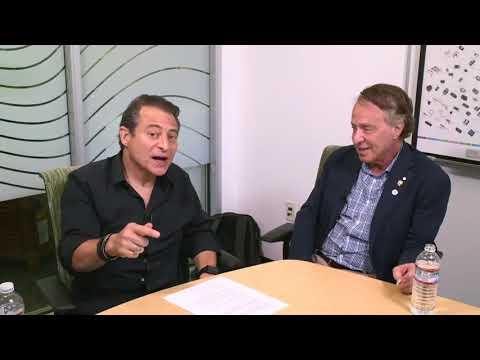 Ray Kurzweil & Peter Diamandis (May 28, 2018) - Age Reversal Escape Velocity in 10 Years