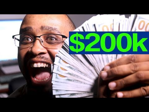 This is How You Can Make $200K! (Stupid Simple!)