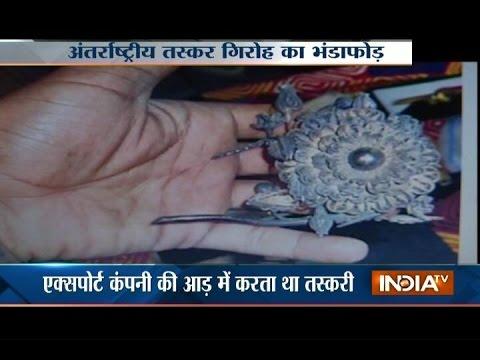 International smuggling racket busted in Jaipur, chief Anurag Tiwari arrested