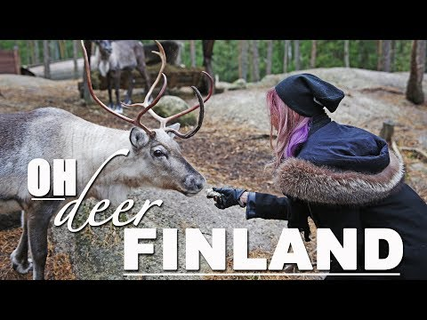 Travel Diary: Exploring Finland (Part 2) | Camille Co