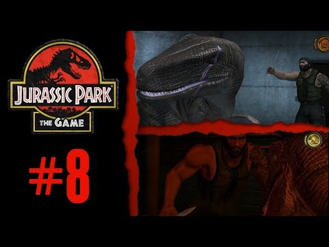 The Most Underrated Death In The Jurassic Park Franchise! - Jurassic Park: The Game - Part 8