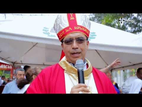 Un año lleno de bendiciones y esperanza - Monsr. José Luis Escobar Alas (Arzobispo de San Salvador)
