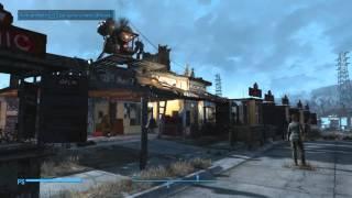 Fallout 4 - Tutorial Trofeo Caro leader 100 felicita insediamento io