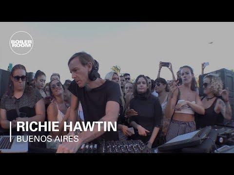 Richie Hawtin Boiler Room Buenos Aires DJ Set