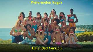 Watermelon Sugar  (Extended Version) - Harry Styles