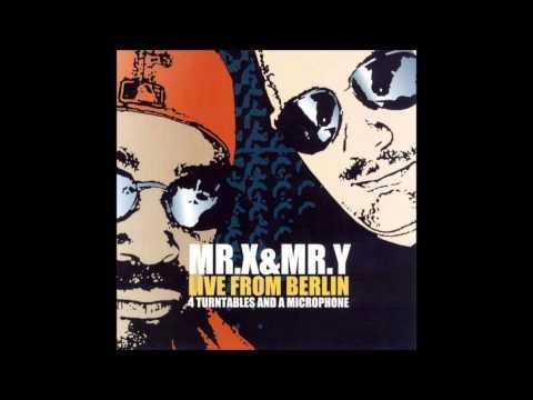 Mr. X & Mr. Y - Time Tunnel 2000 (TL Mix)