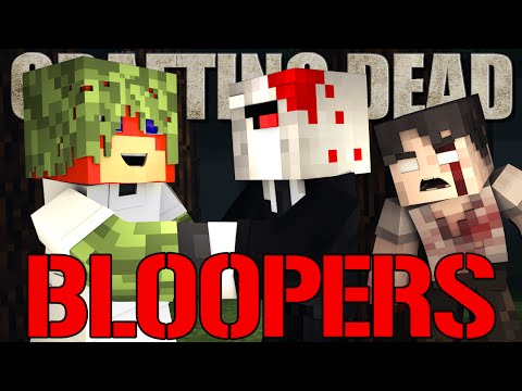 Minecraft Crafting Dead - SEASON 10 BLOOPERS (Minecraft Roleplay)