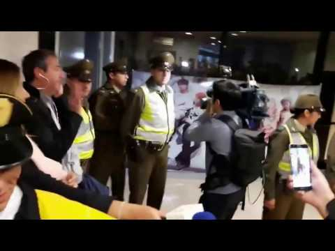 BTS Arrived Chile Airport HD Fancam Compilation