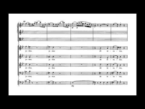 W.A. Mozart - Requiem in D minor, K. 626 - Unfinished Fragment Version with Score