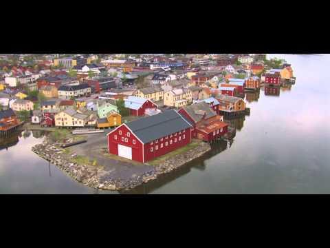 Fly med oss til Brønnøysund, Mosjøen, Sandnessjøen og Mo i Rana