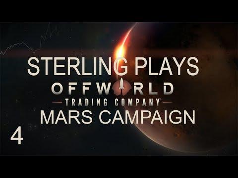 Debt Free! - Offworld Trading Company Mars Campaign - 4