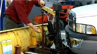 Auto Repair Tips : How to Bleed a Plow Cylinder