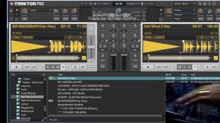 Traktor Pro - Mapeamento MIDI - p qualquer controlador - Aula 2 - DJ Fabio PicaPau