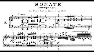 "Beethoven: Sonata No.8 in C Minor, Op.13, ""Pathétique"" (Feltsman, Lortie, Korstick)"