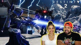 DESTINY 2 SHADOWKEEP GAMESCOM TRAILER REACTION AND MORE!!!