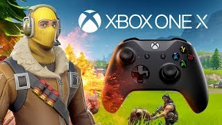 FORTNITE ON XBOX ONE X CONSOLE | Best Solo, Duo & Squad Live Stream Gameplay