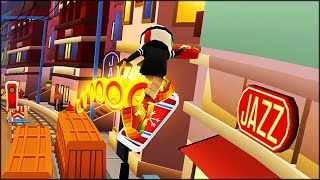 Wordy Weekend: Name Hunting with Roberto - Subway Surfers: Chicago