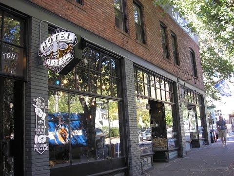 Hotel Hotel Hostel in Seattle's Fremont neighborhood