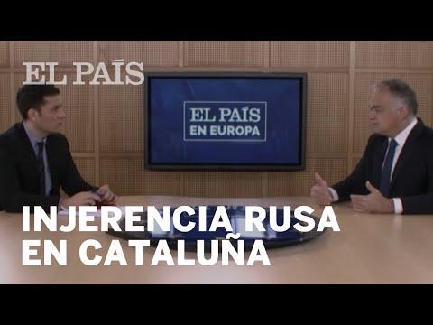 """Esteban González Pons: """"Hoy, a  las noticias que provienen de Cataluña, los medios europeos les p..."""