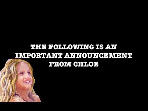 chloe's american girl doll channel christmas countdown
