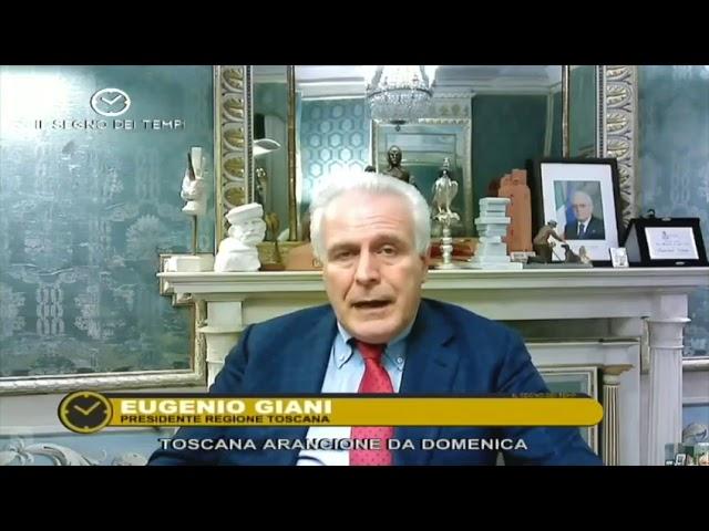 Giani: non è competenza del consiglio comunale di Pisa occuparsi dell'aeroporto di Firenze