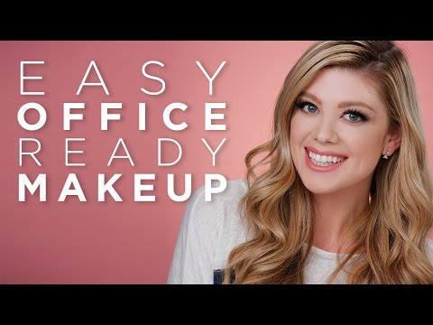 Easy Office Ready Makeup
