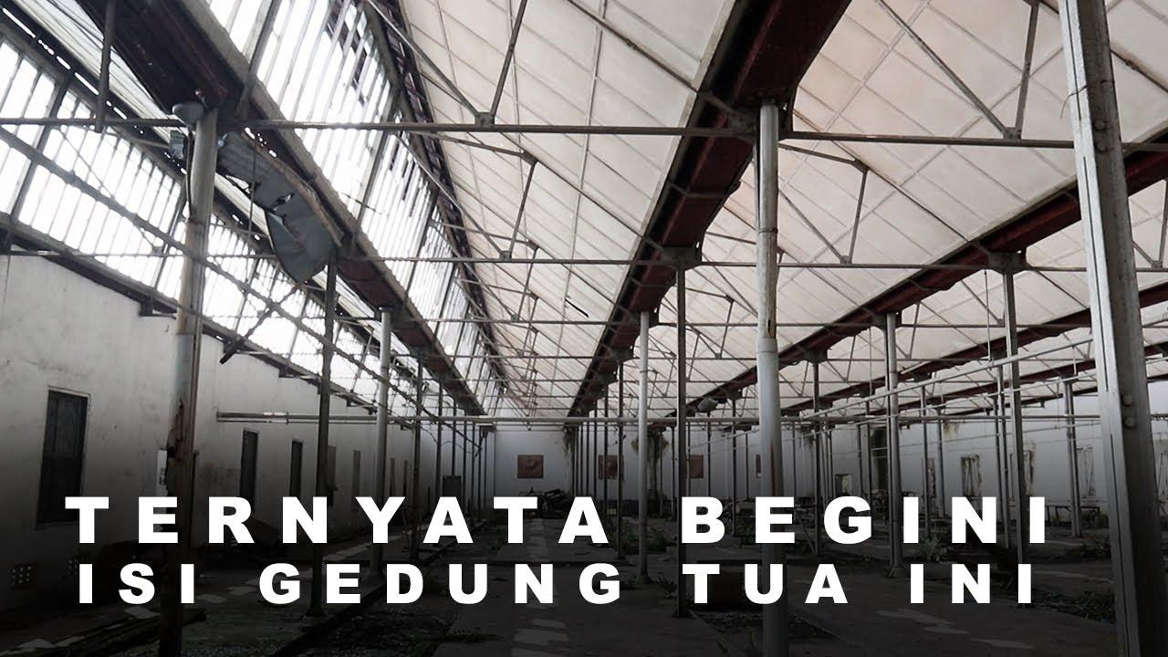 Explore  Isi Gudang Tembakau Klambir 5 Peninggalan Belanda