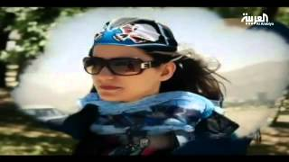 نخستين زن خواننده رپ افغانستان با شلوار جين
