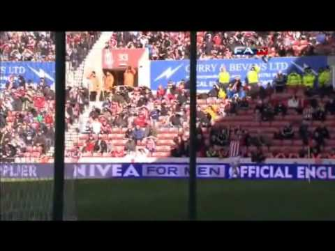 Stoke City FA Cup 2011