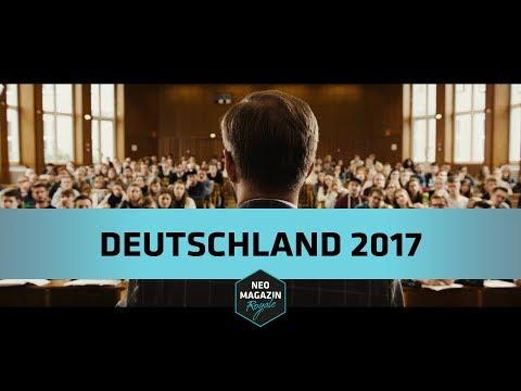 Deutschland 2017 - Trailer    NEO MAGAZIN ROYALE mit Jan Böhmermann - ZDFneo