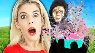 Best April Fools Trick Wins $10,000 Challenge! (Tricking w/ Fun Diy Crafts Vs. Hacker Friends)