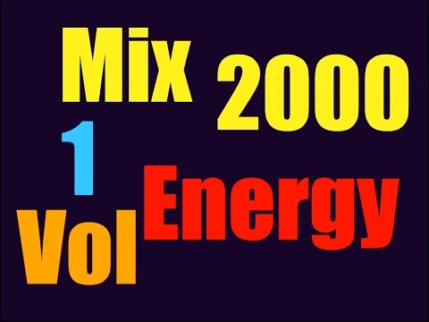 Energy 2000 Mix Vol. 1 FULL (128 kbps)
