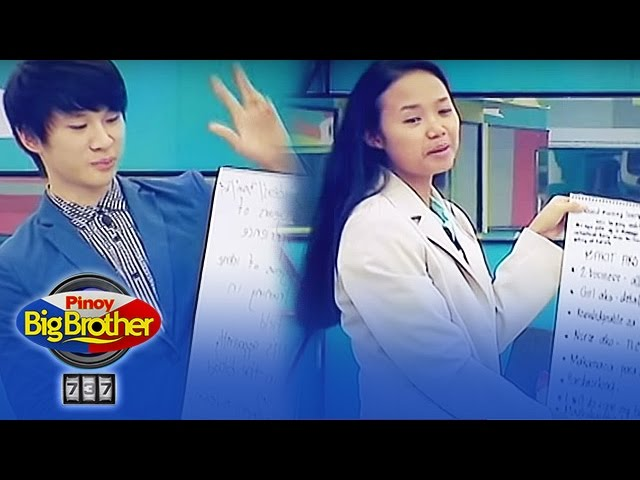 PBB 737 Updates: Clash of Housemates