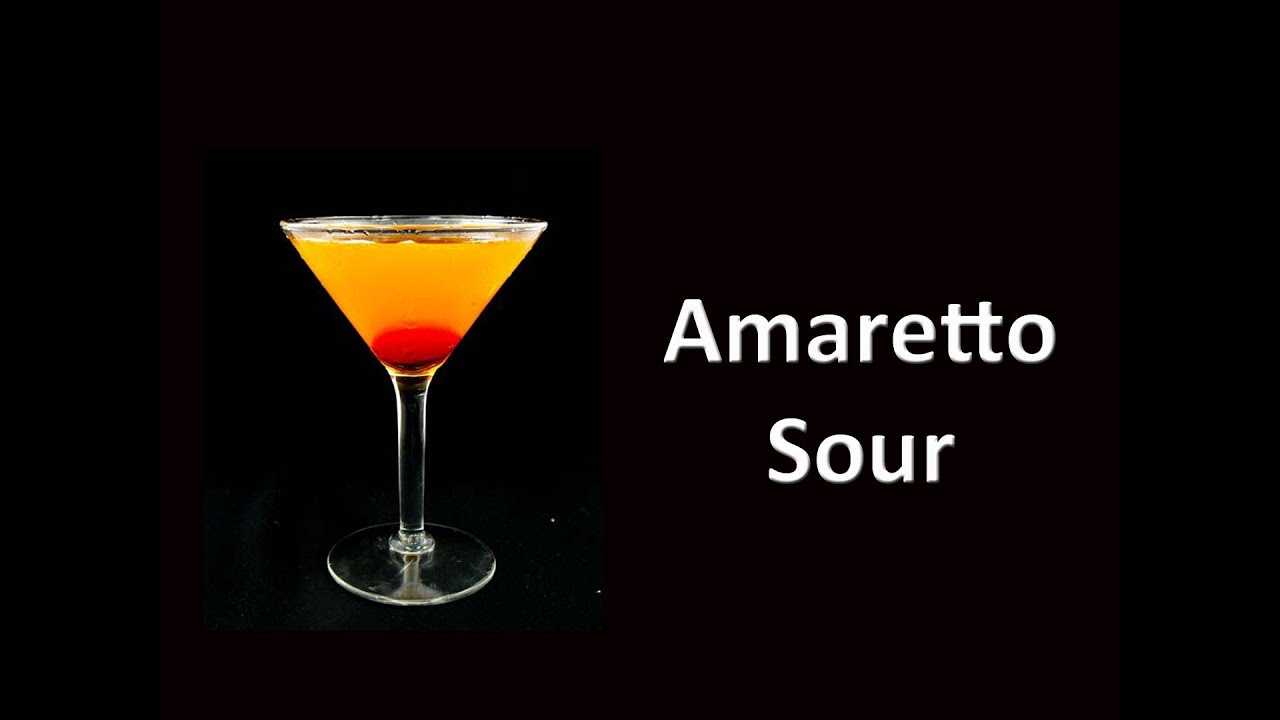 Drinks To Make With Amaretto