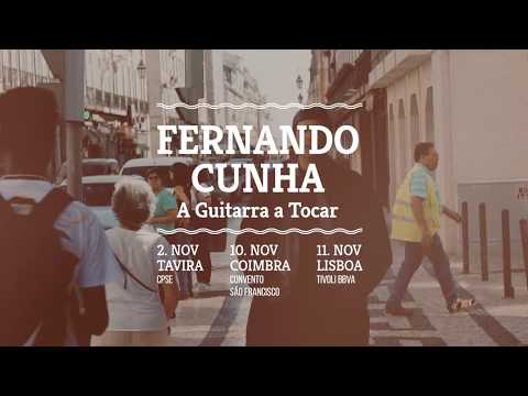 Fernando Cunha | Misty Fest 2018