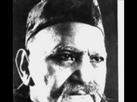Ustad Bade Ghulam Ali Khan - Kaahe Staavo Mohe Saanwriya
