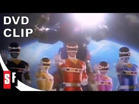 Super Sentai: Denji Sentai Megaranger: The Complete Series - Clip 1: Opening Sequence