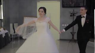Красивый медленный свадебный танец оренбург, вальс молодоженов
