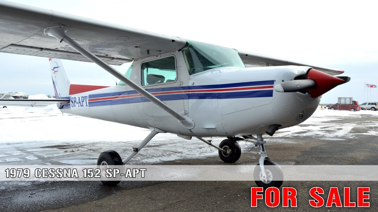 Cessna 152 SP-APT FOR SALE