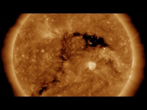Space Weather, Star Merger, Major Climate Effect | S0 News Jan.20.2018