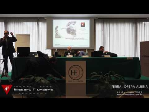 "CONFERENZA ""TERRA: OPERA ALIENA"" 14.01.2017 - Ass.Cult. MISTERY HUNTERS - Hotel Europa - Rende (Cs)"