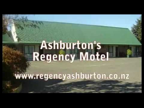 Motel - Ashburton Regency Motel - Canterbury -  New Zealand