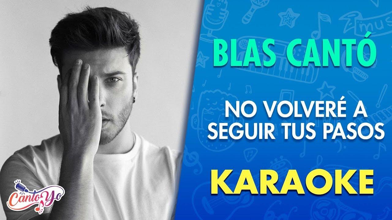 Blas Cantó No Volveré Cantoyo Chords Chordify