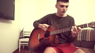 Нереально красивая игра на гитаре /  Unbelievably beautiful guitar playing